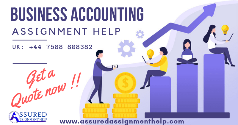 Business Accounting Assignment Help UK Australia