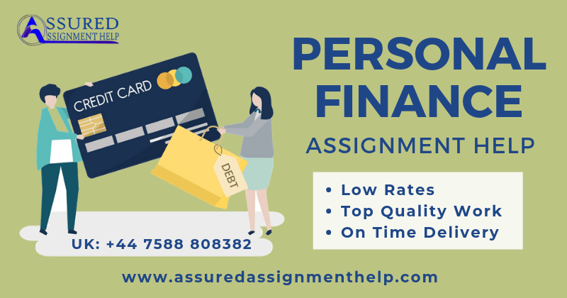 Personal Finance Assignment Help UK Australia