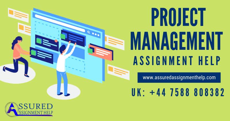 Project Management Assignment Help UK Australia