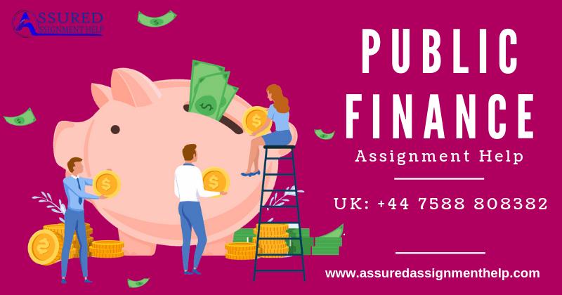 Public Finance Assignment Help UK Australia