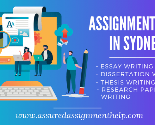 Assignment Help in Sydney