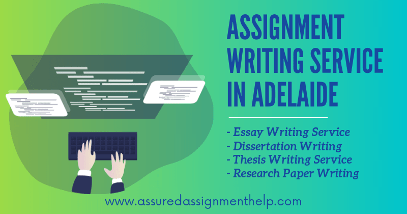 Assignment Writing Help in Adelaide