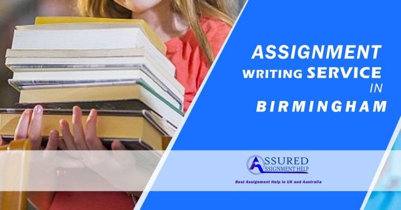 Assignment Writing Service Birmingham UK