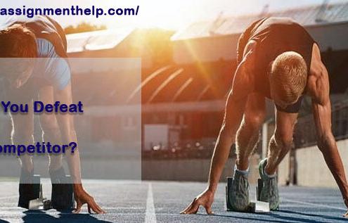 Case Tactical Scenarios: How Do You Defeat A Major Competitor?