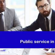 Public service in the community